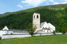 kloster son jon muestair muenstertal