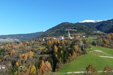 herbst in st andrae bei brixen plose