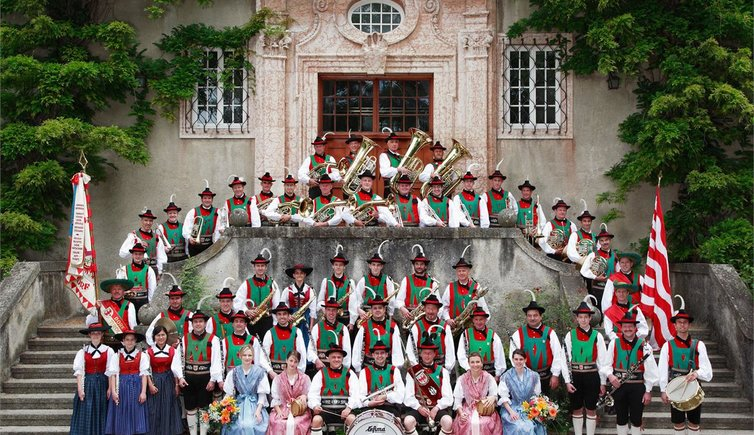Concert of the Tirolo music band