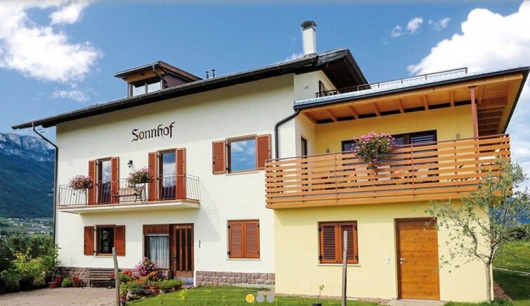 Hotel Sonnhof St Michael