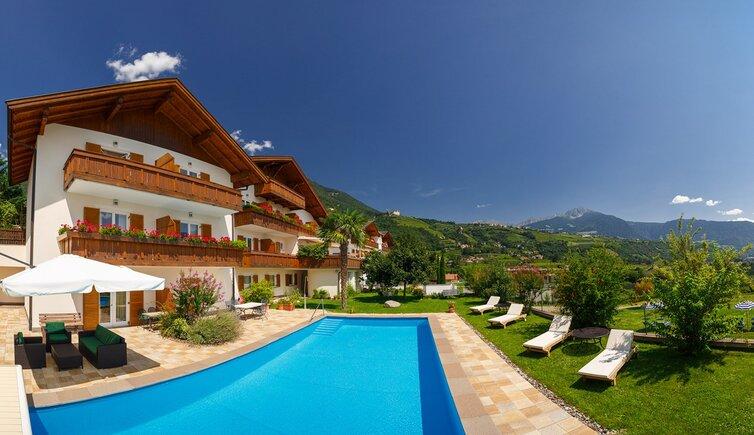 Sterne Hotel Algund Sudtirol