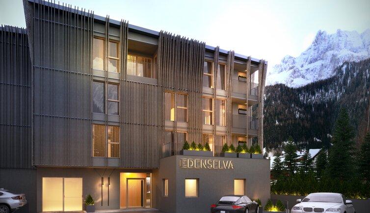 Hotel eden selva wolkenstein 4 sterne garni s dtirol for Design hotel wolkenstein