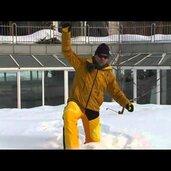 Golf on Snow in Suedtirol - Hotel Schneeberg Family Resort & Spa