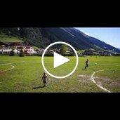 Flugaufnahmen - Ridnaun - Hotel Schneeberg - Family Resort & Spa