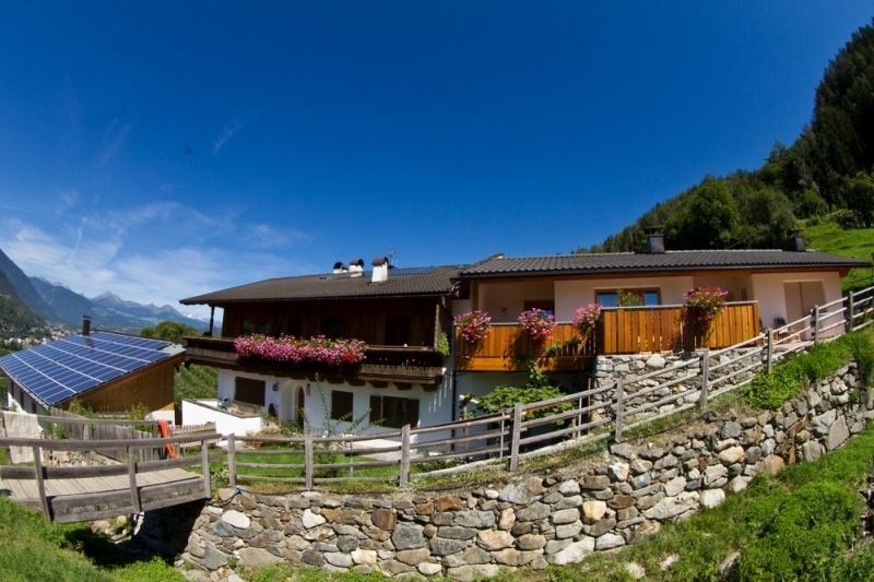 Bodnerhof sarnes bressanone agriturismo 3 fiori for Bressanone vacanze