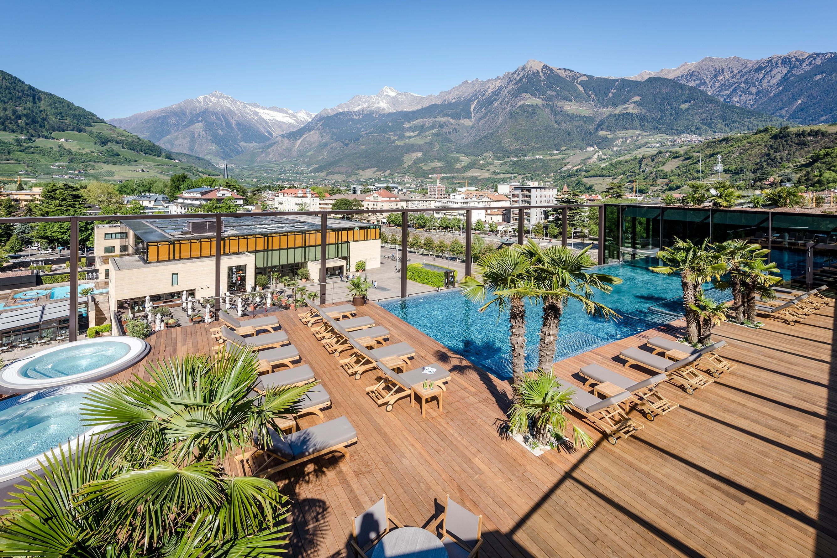 Hotel Therme Meran Meran 4s Sterne Hotel Sudtirol