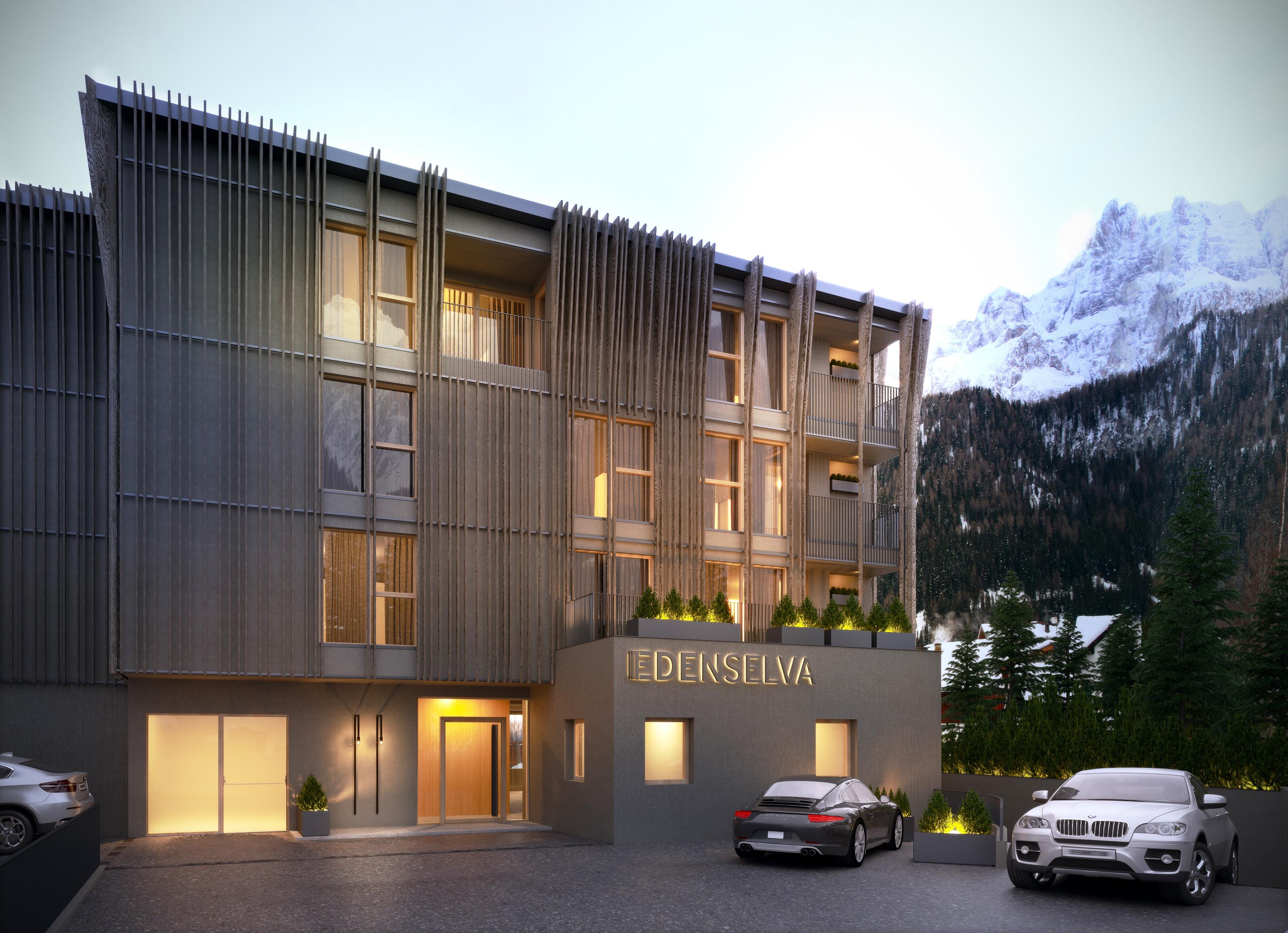Hotel Eden Selva Wolkenstein 4 Sterne Garni S Dtirol