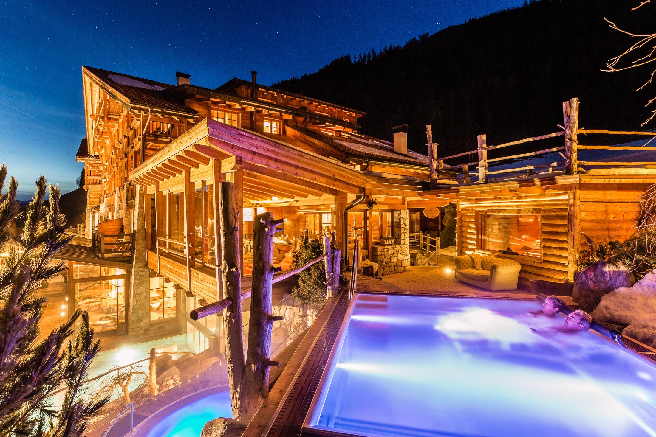 Hotel Lüsnerhof - Luson - Hotel 4s stelle - Alto Adige, Provincia ...