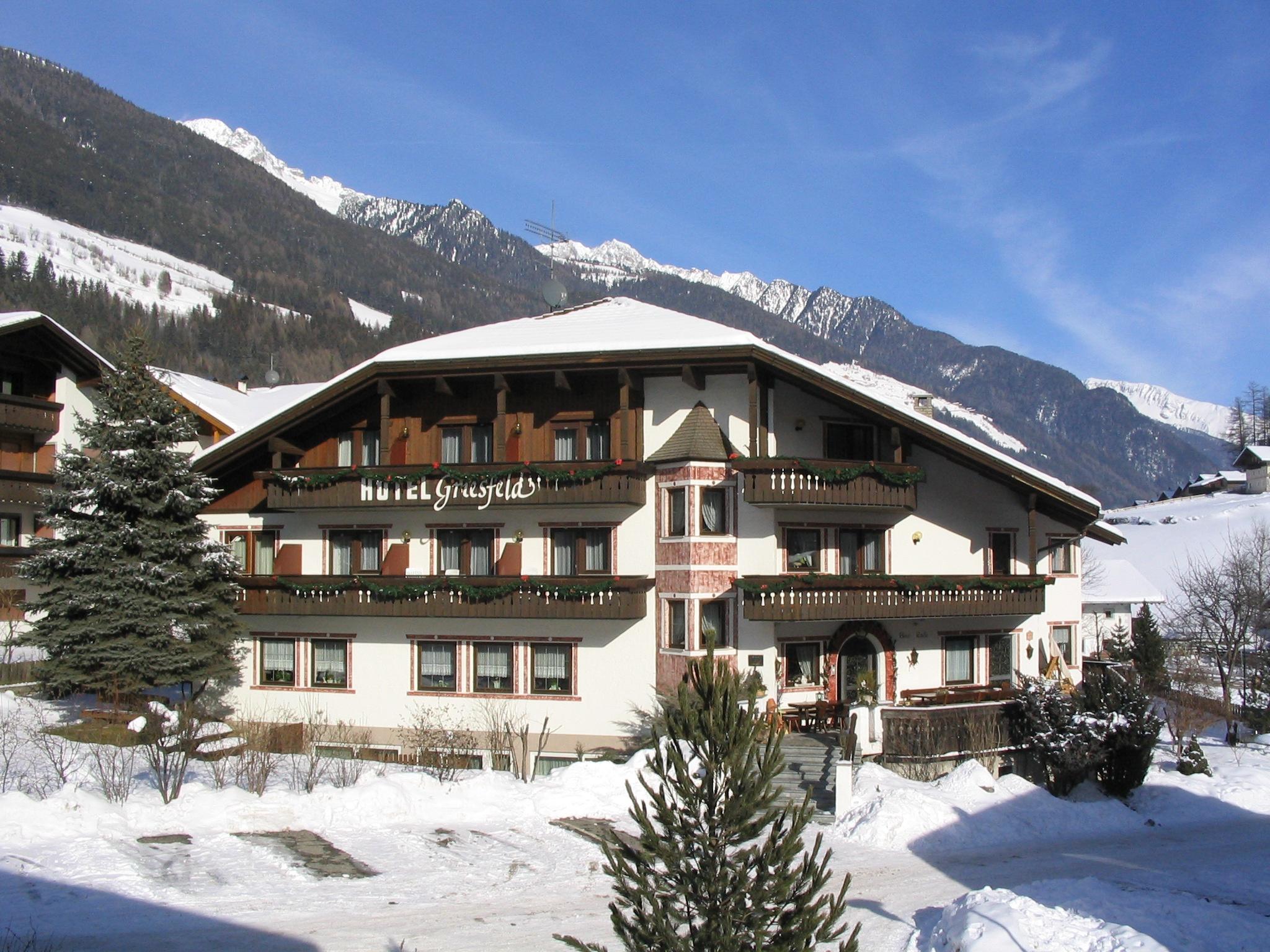 Ahrntal Hotels  Sterne