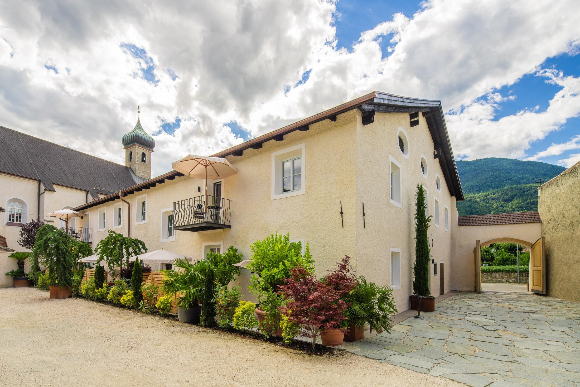 Appartments Traube - Bressanone - Appartamenti 5 soli - Alto Adige ...